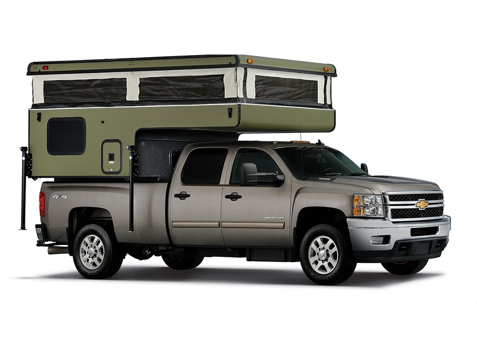 Truck Bed Shells Camper Shells And Bed Covers Cameron